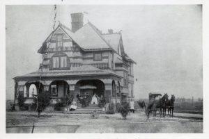 Lost Landmark: The Clark House Fire