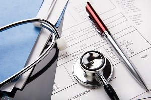 San Jose Personal Injury Lawyer stethoscope form