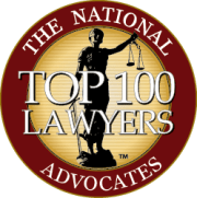 OP 100 lawyers on the National Advocates