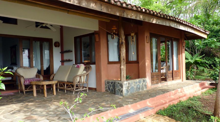 Costa Rica Immobilier Villa Serenidad 2 Maisons 4 2 CH Belle Vue Mer Calme Et Srnit