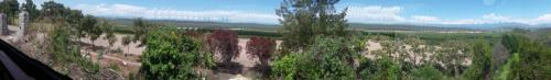 Panorama of the scenery