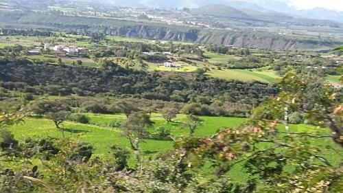 Scenery near Ibarra