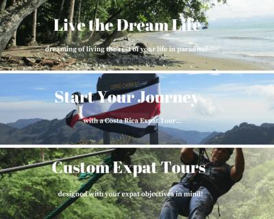 Costa Rica Expat Tours