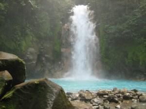Rio Celeste Guatuso Costa Rica