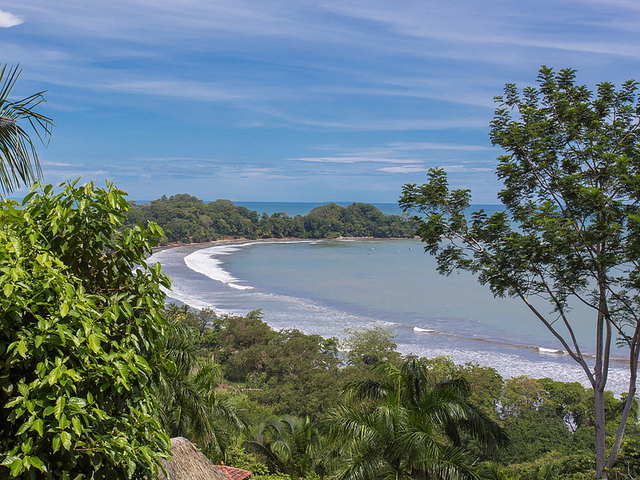 Costa Rica Southern Zone Mountains and Beach