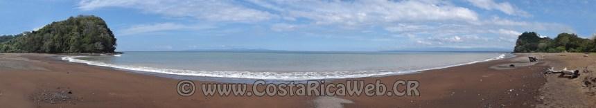 Playa Agujas en Garabito, Puntarenas, Costa Rica