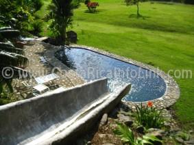 Piscina Hotel Rafiki Safari Lodge Costa Rica