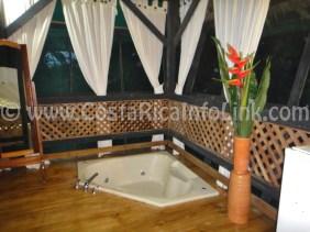 Almonds & Corals Hotel Room, Costa Rica