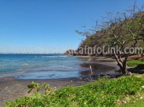 Pez Vela Bay Beach Costa Rica