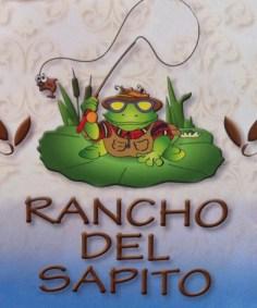 El Rancho del Sapito Restaurant Costa Rica in Cartago