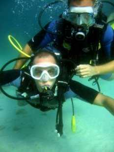 Scuba diving in Costa Rica on the Caribbean