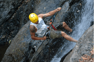 Jaco Waterfall Rappel Tours