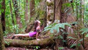 Woman-practicing-yoga-Samas