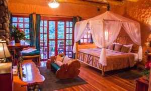 La Paz accommodation