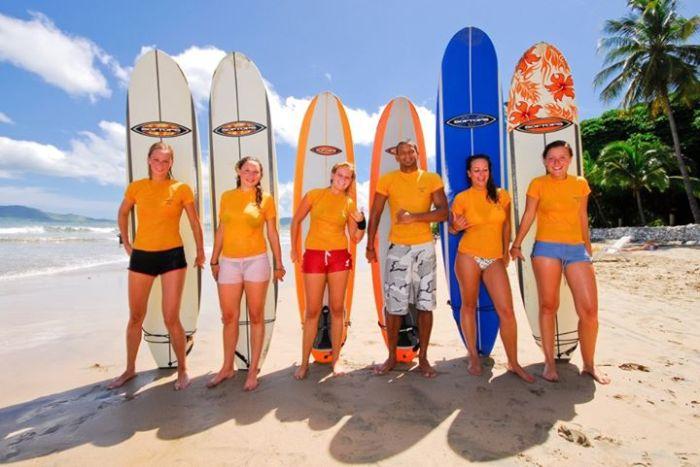 Tamarindo-Surf-School