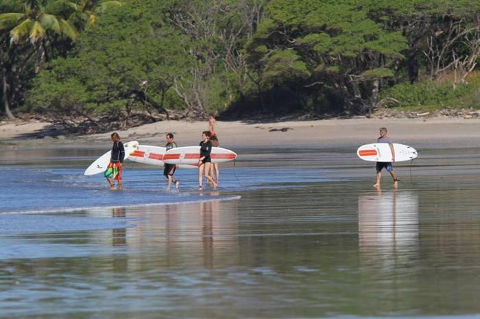 Nosara Surf Academy 1