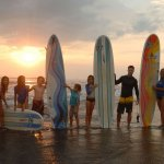 Sunset Surf Dominical
