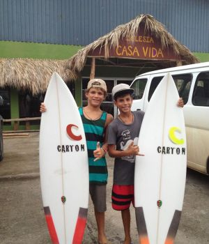 Waves Costa Rica Surf School and Adventures 2