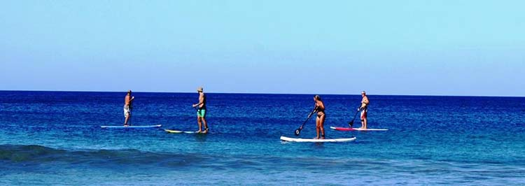 Playa-Negra-SUP-Stand-Up-Paddleboarding