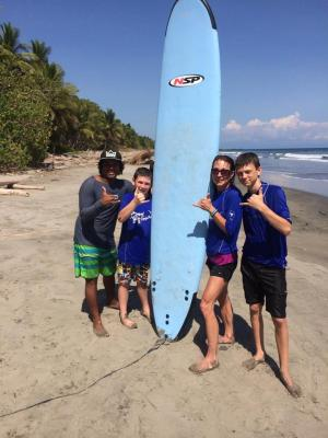 Young Vision Surf School 2
