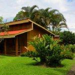 Beachfront eco lodges in Costa Rica