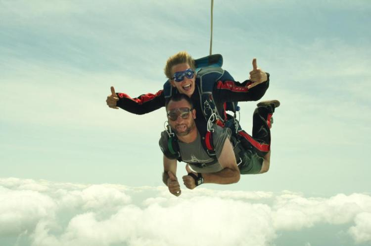 Costa Rica Tropical Skydiving 1