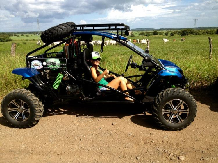 Buggy Tours Costa Rica 1