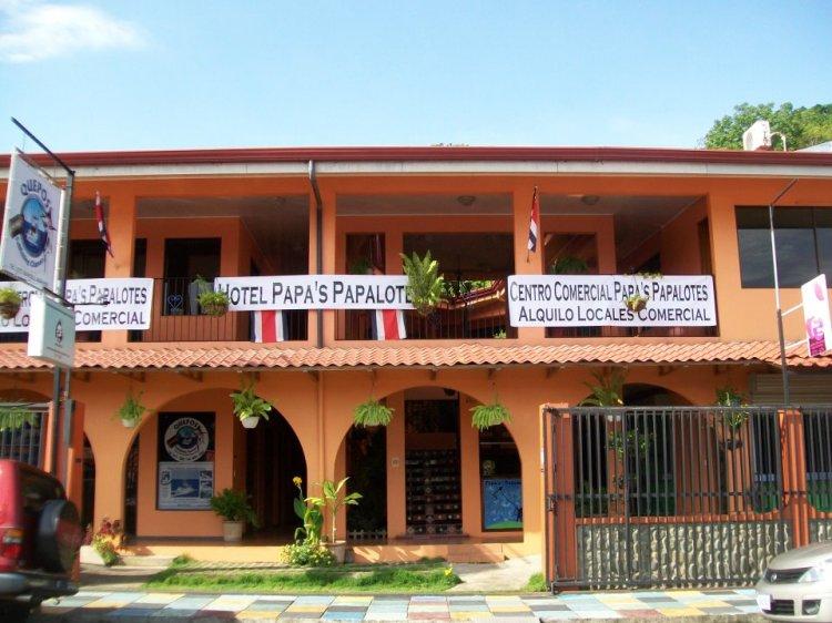 Hotel Papa's Papalotes 1