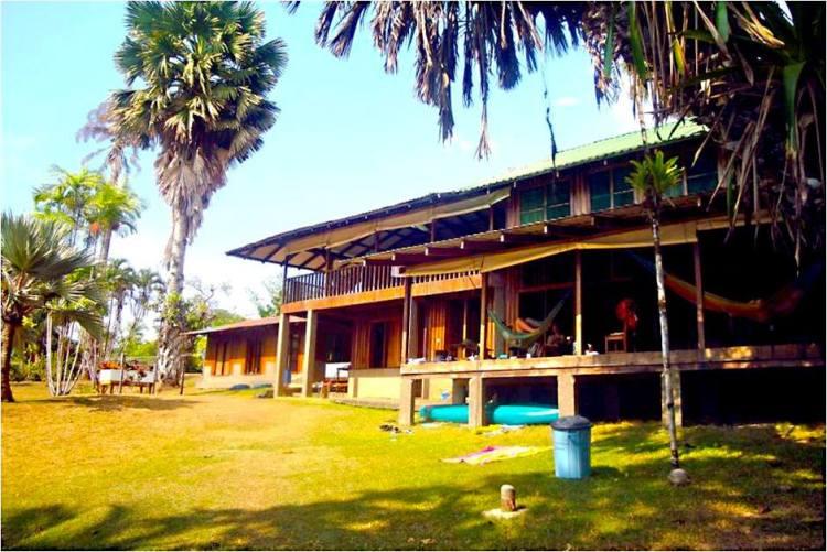 Jungla del Jaguar Hostel 1