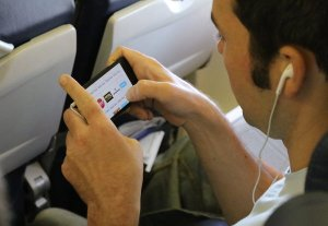 electronic devices on airlines 1
