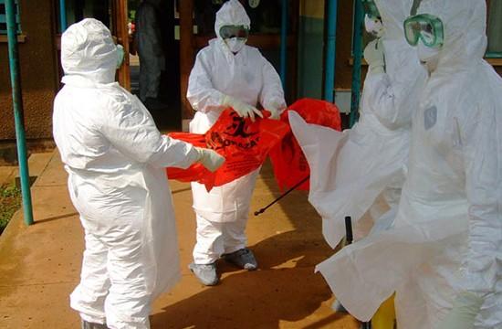 Ebola Healthcare workers