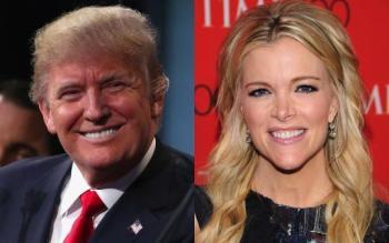 Megyn Kelly Donald Trump 1