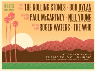 DesertTrip concert dates