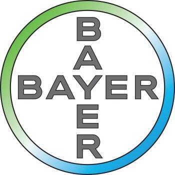 Bayer logo. (PRNewsFoto/Bayer HealthCare LLC Animal Health)