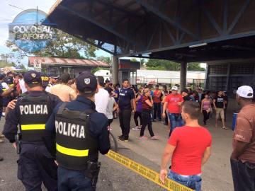 cubans passing through cost rica