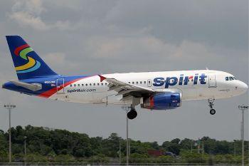 spirit airlines costa rica