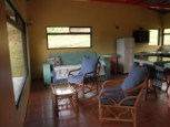 open concept LR to take in view from 1 BR home and lot for sale in san ramon costa rica