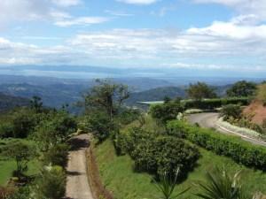 views from one bedroom rental san ramon costa rica