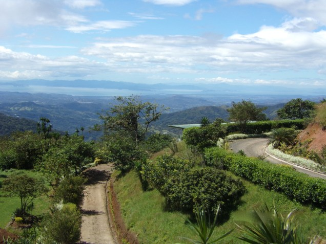 views from one bedroom rental san ramon costa rica