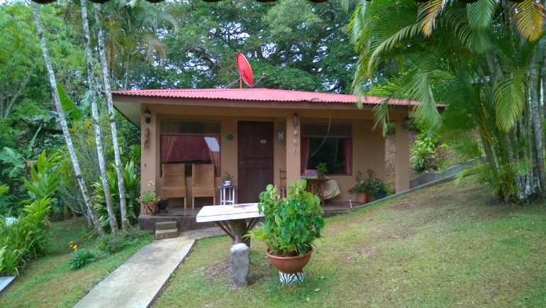 ONLY 120,000 - Tropical Riverside Retreat FOR SALE COSTA RICA
