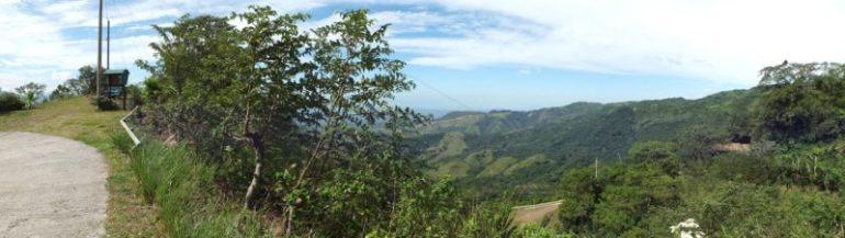 Ocean View properties for sale san ramon costa rica