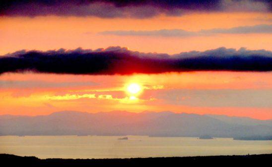 Sunsets....