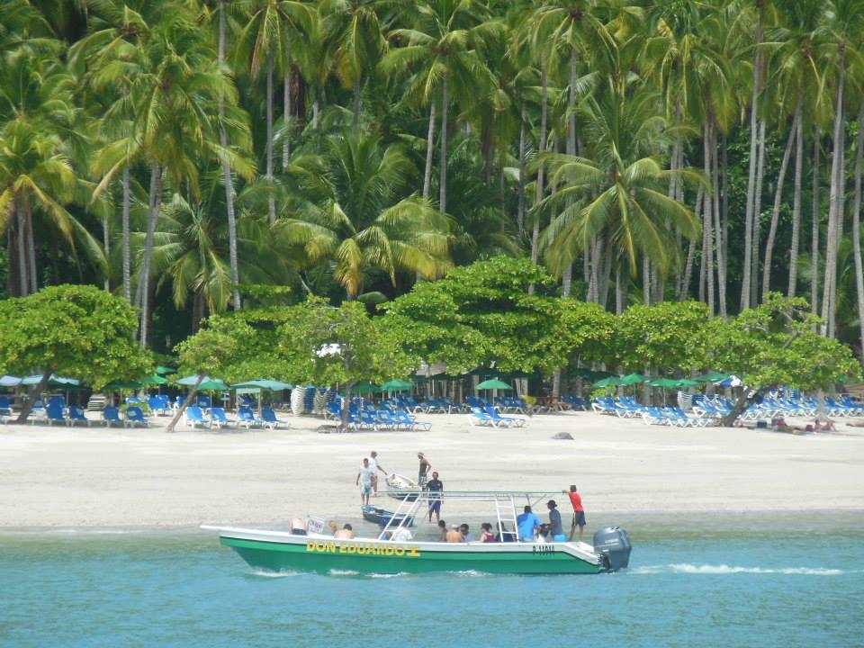 boat ride tortuga island
