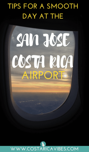 Flying out of San Jose Costa Rica is easy if you know what you're doing. This guide has info on arriving, checking-in, security, and terminal entertainment at the San Jose airport.