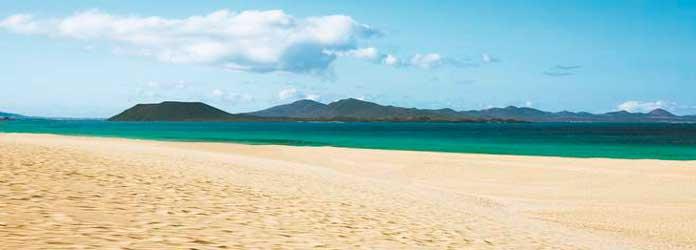 Playa de Corralejo - Playa Grande