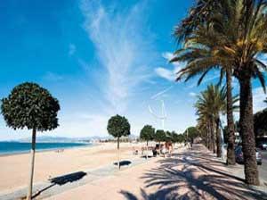 Llevant Beach, Salou