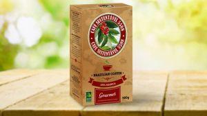 Café Sustentável 5588 Gourmet torrado e moído
