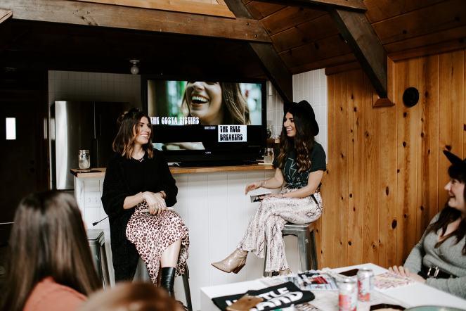 The Costa Sisters Werkshop