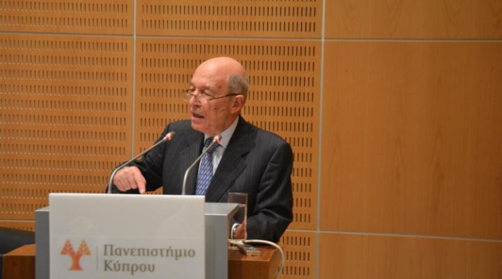 Δήλωση του πρώην Πρωθυπουργού Κώστα Σημίτη σχετικά με τα δημοσιεύματα που αναφέρονται στο C4I