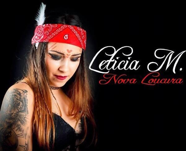 Leticia M com novo trabralho